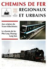CHEMINS de FER RÉGIONAUX et URBAINS - N° 239 (1993 - 5) (FACS - CFRU) (Train)