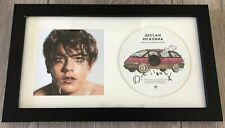 DECLAN MCKENNA SIGNED WHAT DO YOU THINK ABOUT THE CAR? FRAMED CD w/EXACT PROOF