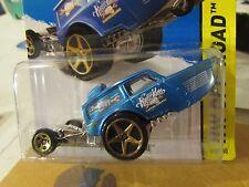 Hot Wheels Hw Poppa Wheelie Hw Off-Road Blue