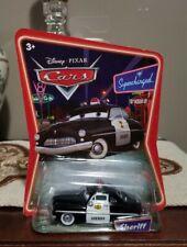 Disney Pixar Cars Supercharged Sheriff Rare