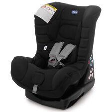 Chicco Seggiolino auto eletta comfort nero gruppo 0 1 (0-18 kg) reboard