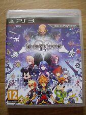 Kingdom Hearts HD II.5 REmix - Ps3 - Completo - Edicion España