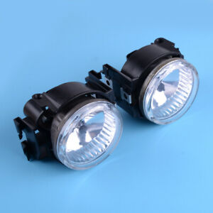 Pair Front Fog Light Lamp 84501AG140&150 Fit For Subaru Impreza WRX Legacy 11-14