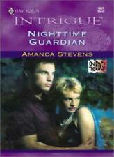 Night-time Guardian (Intrigue)-Amanda Stevens