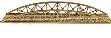 "00 Gauge 28"" (711mm) Single Track Arched Girder Railway Bridge"