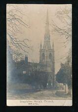 Gloucestershire Glos BRISTOL Stapleton Parish Church 1903 RP PPC