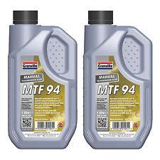 2 x Granville Manual Transmission Gear Oil MTF 94 Lubricant Fluid  API GL-4 - 2L