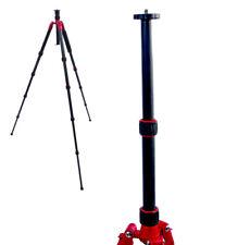 60in. Professional Carbon Fiber Tripod and Monopod for DSLR Camera Photo Video
