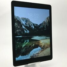 "Apple iPad Air 1st Generation, 128GB, A1474, Wi-Fi, 9.7"", Space Gray, iOS 10.3"