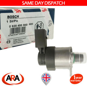 BOSCH FUEL PUMP SUCTION CONTROL VALVE FOR BMW 3 SERIES E46 318td 320td 318d 320d