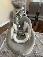Ingenuity DreamComfort InLighten Cradling Swing