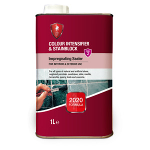 LTP Colour Intensifier and Stain Block Tile and Stone Sealer Enhancer 1 L