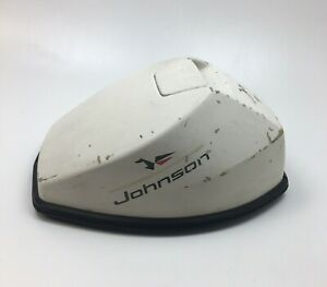 1968-1973 Johnson Evinrude 9.5 hp Outboard Motor Hood Cowl Cowling Cover OMC