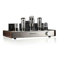 HiFi EL34 Vacuum Tube Amplifier Class A Home Stereo Audio Single-ended Power Amp