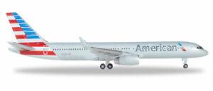 Herpa Wings 530125 American Airlines Boeing 757-200 1/500 Scale Diecast Model
