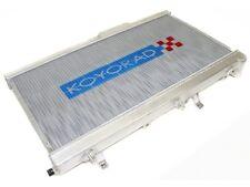 KOYO 53MM RACING RADIATOR FOR TOYOTA SUPRA TURBO 93-98 MANUAL TRANS JZA80 2JZGTE