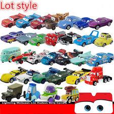Pixar Cars 3 Diecast Black Storm Jackson McQueen Mack Truck Metal Kid Toy