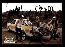 The Bosshoss Autogrammkarte Original Signiert ## BC 106677
