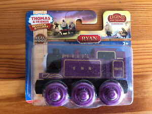 2015 Fisher Price Thomas Train Wooden Ryan! NEW!