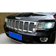 Jeep Grand Cherokee 2011-2013 Stainless Front Grille Bug Mesh Cover Grill Insert