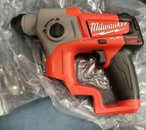 Milwaukee 2416-20 M12 Fuel Cordless SDS Plus 5/8 Rotary Hammer  NEW FREE SHIP