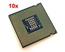 10x Intel Core 2 Duo E8400 3.00GHz 6MB LGA775 Sockel SLB9J Processor *10 stück*