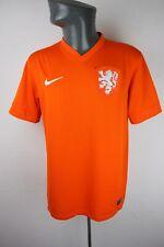 Holland 2014 2015 Nike Home Football shirt trikot Mens M Medium F839 Netherlands