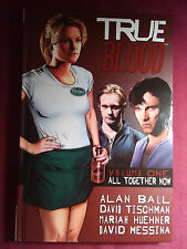 True Blood Vol. 1 All Together Now Hardcover MisPrint inverted Comic Books