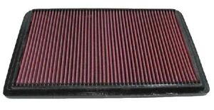 K&N Hi-Flow Performance Air Filter 33-2164 fits Mitsubishi Pajero 3.2 4x4 (NS...