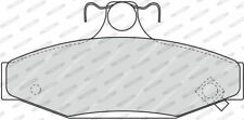 FERODO BRAKE PADS REAR - SSANGYONG KORANDO 2005-2006 - 3.2L 6CYL - FDB1157