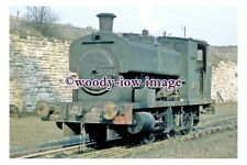 gw0215 - NCB Railway Engine at Cadeby Colliery - photograph