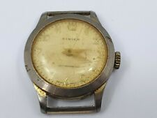 Vintage Cimier 1 Jewel Gentleman's Wrist Watch For Repair, Vintage Wrist Watch
