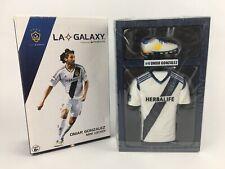 Omar Gonzalez #4 Los Angeles Galaxy Soccer Mini Locker New Open Box