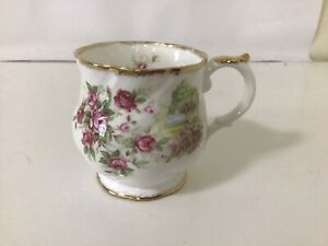Rare Vintage QUEENS Staffordshire Fine Bone China Cup - England