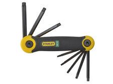 Stanley STA269266 Folding Hex Key Set 8Pc Torx 2-69-266