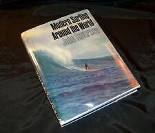 Modern Surfing Around the World by John Severson 1964 Hardbound Free Shipping