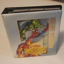 1995 Marvel Metal Set Includes Metal Blaster Chase Set & Other Chase Cards