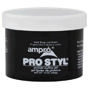 Ampro Pro Styl Protein Styling Gel 10 oz (5 Pack)