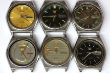 Lot of Seiko 7009 automatic mens watches for parts - Nr. 138742