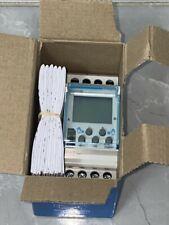 HAGER EG103B Interrupteur horaire, horloge journalière et hebdomadaire 220V 16A.