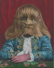 Lionel Lion Faced Boy Art Print 8 x 10 - Sideshow Circus Freak - Hairy Child