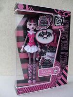 draculaura monster high first version series doll muneca poupèe dolls NRFB N5946