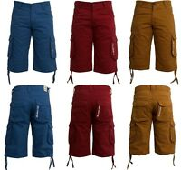 BNWT MENS SHORTS ENZO BRANDED SUMMER IN 3 COLOURS ALL SIZES 28 - 44 CHEAP PRICE*