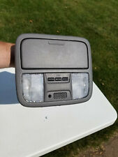 2005 - 2010 Honda Odyssey overhead console with map lights & Homelink OEM