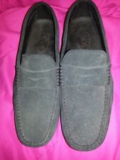 Todds mens suede driving shoes size 8.5