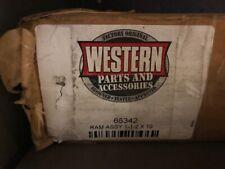 Western snow plows ram assembly 1-1/2 x 10 66342