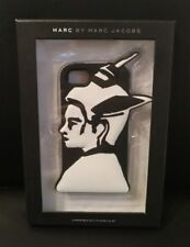 MARC JACOBS IPHONE CASE 5 & 5S I PHONE PROTECTOR RUBBER MJ APPLE