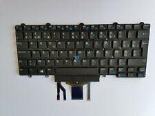 New listing New - 0Hc6Kk Clavier Belgie Dell Latitude E5450 E7450 E5470 E7470 Backlit