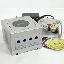 Game Cube Silver Console System wz 10 Games FREE SHIPPING NTSC-J DNM10079528
