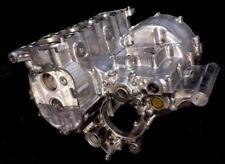 06 07 GSXR600 Crankcase Set Engine Block  Cylinder Refurbished Polished 7.16